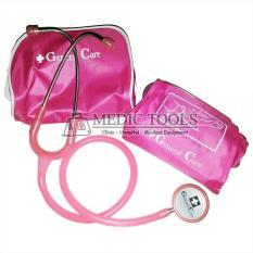 Harga General Care Paket Tensimeter Dan Stetoskop Pink General Care Terbaik