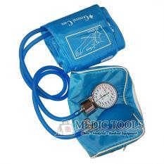 Cuci Gudang General Care Tensimeter Aneroid Transparant Biru Muda