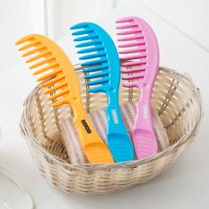 Harga Gigi Besar Plastik Dengan Rambut Panjang Tukang Cukur Menunjuk Ekor Kecil Sisir Lebar Gigi Sisir Oem Tiongkok