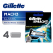 Beli Gillette Cartridge Mach 3 Isi 4 Online