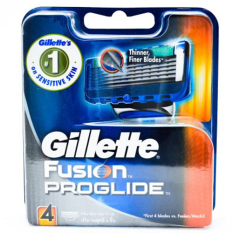 Review Toko Gillette Fusion Proglide Cartidge 4 S Online