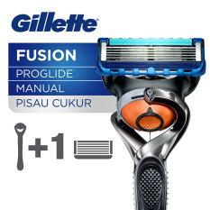 Gillette Pisau Cukur Fusion Proglide Base Razor Flexball Original