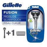 Beli Gillette Pisau Cukur Fusion Proglide Silvertouch Cicil