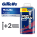 Jual Gillette Pisau Cukur Mach 3 Turbo Fcb Special Packaging Bonus 1 Cartridge Gillette Original