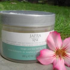 Ginger And Sea Salt Body Rub Jafra Diskon 30% scrub