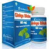 Jual Ginkgo Biloba Sido Muncul Vitamin Otak Daya Ingat Ginko Giloba Import