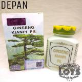 Promo Ginseng Kianpi Pil Original Obat Herbal Penggemuk Badan 60 Kapsul Indonesia
