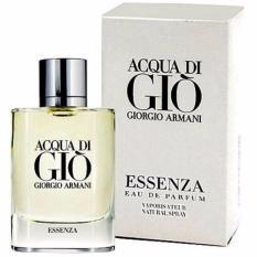 Harga Giorgio Armani Aqua Di Gio Essenza For Men 75Ml Yang Bagus