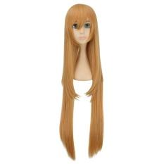 Harga G*rl Long Lurus Wig Dimodifikasi Wajah Rambut Tahan Panas Anime Cosplay Untuk Himouto Umaru Chan Figure Intl Not Specified Original