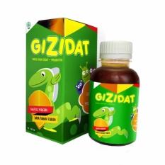 Review Gizidat Madu Penambah Nafsu Makan Anak Balita