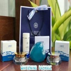 Jual Glansie Luxury Whitening Series Original Cream Wajah Bpom Ori