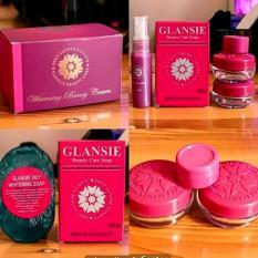 Jual Glansie Paket Acne Cream Pemutih Wajah Dr Fajar Original 100 Indobest Murah