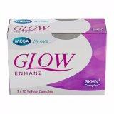 Toko Delin Store Glow Enhanz 1 Box Vitamin Wajah Pemutih Wajah Bisa Cod Terdekat