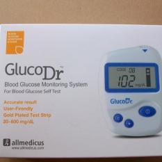 Jual Gluco Dr Bio Sensor Alat Gula Darah Gluco Dr Alat Cek Gula Darah Alat Tes Gula Darah Agm 2100 Blood Glucose Gula Darah Online