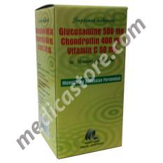 Harga Glucosamine Chondroitin Vitamin C Indofarma Original