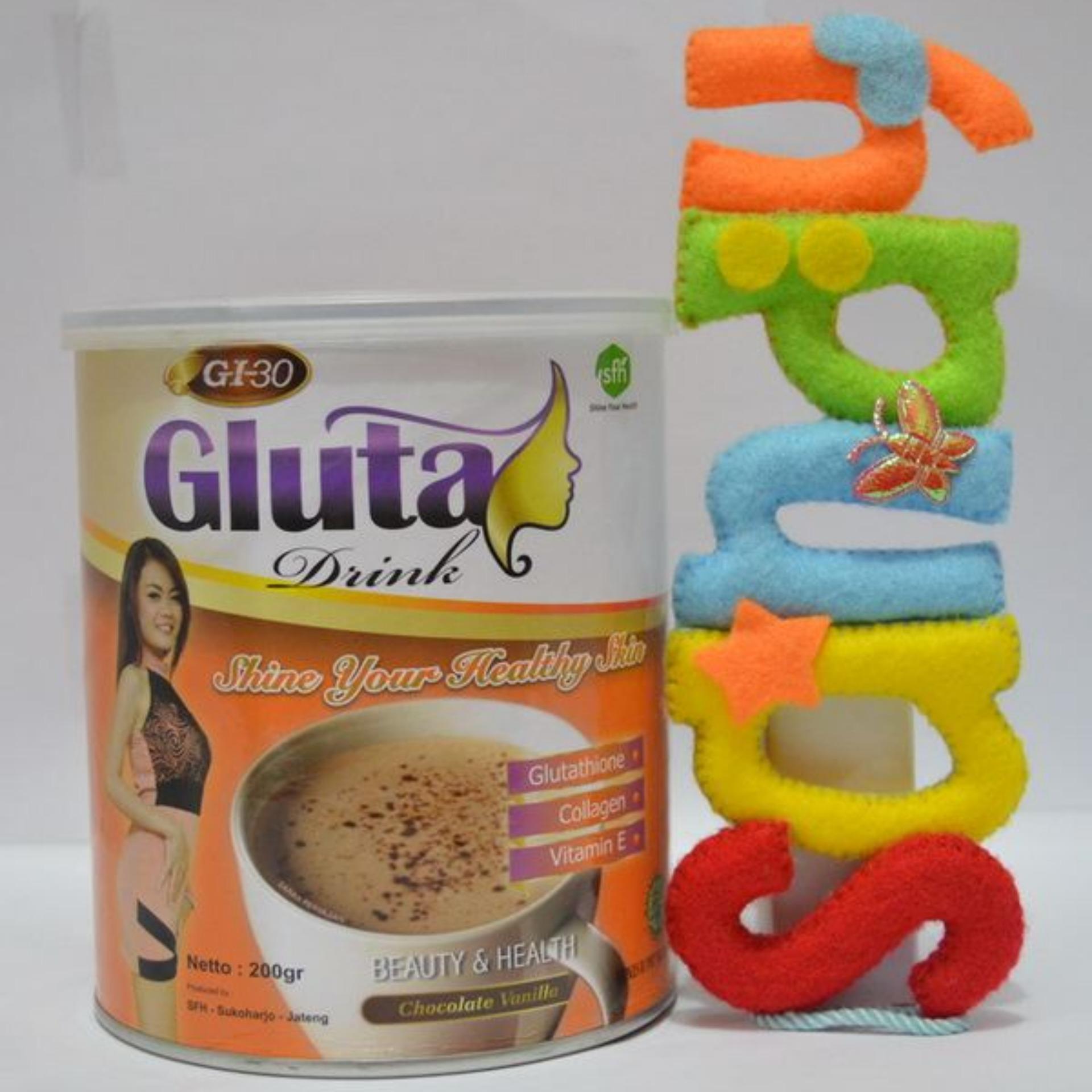 Pencari Harga Gluta Drink ~ Susu Gluta ~ Minuman L-Glutathione terbaik murah - Hanya Rp36.822