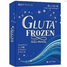 Gluta Frozen - Gluta Frozen Whitening Suplement 1 pcs @30 kapsul