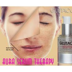 Review Glutacol Aura Whitening Serum Therapy Glutacol