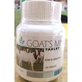 Jual Goat Milk Susu Kambing Tablet 150 Tablet Diamond Interest Di Indonesia