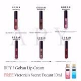 Dimana Beli Goban Cosmetics Melted Matte Lip Cream Butterfly 4 5Gr Goban Cosmetics