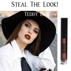 Beli Goban Cosmetics Melted Matte Lip Cream Teddy Brown 4 5Gr Caramel Brown Pakai Kartu Kredit