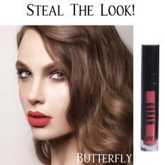 Beli Goban Lipstick Melted Matte Lip Cream Butterfly 4 5Gr Coral Pink