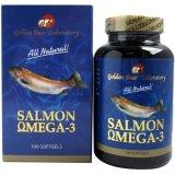 Spesifikasi Golden Bear Salmon Omega 1000Mg 100S Golden Bear Terbaru