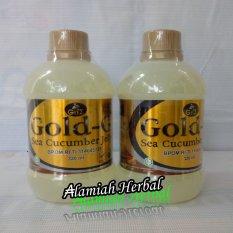 Toko Gold G Jelly Gamat 320Ml Paket 2 Botol Online