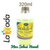 Diskon Jelly Gamat Gold G Ekstrak Bio Sea Cucumber Original 320Ml Jelly Gamat Gold G