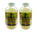 Jual Gold G Jelly Gamat Sea Cucumber 500 Ml Paket 2 Botol Import