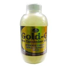 Beli Gold G Jelly Gamat Sea Cucumber Teripang Emas 500Ml Cicil