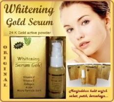 Harga Gold Serum Pemutih Wajah Gold Serum Ori