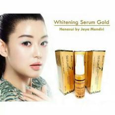 Harga Hemat Gold Serum Pemutih Wajah Atasi Masalah Wajah Berkeriput Original Whitening Gold Serum Hanasui