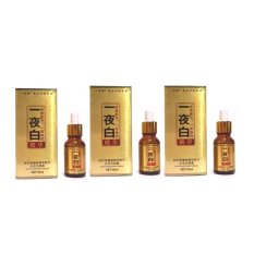 Gold Serum White Night Magic Korea 3Pcs