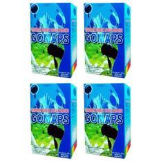 Diskon Gomars Susu Kambing Etawa Original 4 Kotak Gomars North Sumatra