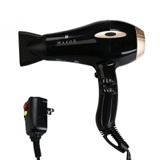GPL/ Wazor Professional Hair Dryer 1875W Negative Ionic Blow Dryer With 2 Speed and 3 Heat Settings Cool Shut Button/ship from USA - intl