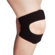Review Gracefulvara The Sports Lutut Patela Empuk Dukungan Penjepit Tali Pengikat Otot Kedang Band Pelindung Hitam Gracefulvara Di Tiongkok