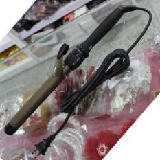Gram Rui Terutama Na Rice Titanium LCD Wen Kong Keriting Rambut Tongkat Datar Iron Curling Besi-Internasional