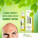 Tips Beli Green Angelica Obat Botak Penumbuh Rambut Botak Alami Dan Aman 100