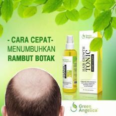 Jual Green Angelica Obat Botak Penumbuh Rambut Botak Alami Dan Aman Branded Original