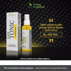 Harga Green Angelica Obat Uban Alami Hair Tonic Variant Grey Kemasan Baru Penghitam Rambut Uban Green Angelica Jawa Timur