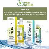 Review Green Angelica Paket Combo 2 Hairtonic Hair Shampoo Penumbuh Rambut Cepat 100 Ori Jawa Timur