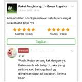 Toko Green Angelica Paket Obat Uban Alami Obat Penghitam Rambut Uban Permanen Online Di Jawa Timur