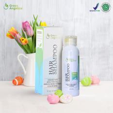 Harga Green Angelica Shampo Pencegah Kebotakan Yg Bagus