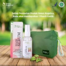 Beli Green Angelica Vitamin Rambut Serum Penyubur Rambut Pria Dan Wanita Green Angelica Murah