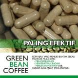 Toko Green Coffe Kopi Hijau Kopi Diet Kapsul 500Mg Pakai Kemasan Baru Bungkus Pack Original 100 Murah Jawa Tengah