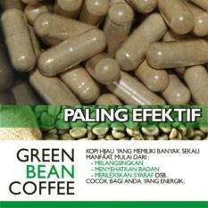Jual Green Coffe Kopi Hijau Kopi Diet Kapsul 500Mg Pakai Kemasan Baru Bungkus Pack Original 100 Green Coffee Original Murah