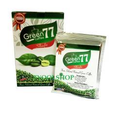 Dapatkan Segera Green Coffee 77 Slimfit 5 Sachet