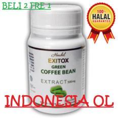 Iklan Green Coffee Bean Obat Pelangsing Badan Alami 30 Kapsul