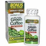Spek Green Coffee Bean Suplemen Pelangsing 800 Mg 100 Kapsul Original Usa By Purely Inspired Green Coffee Bean